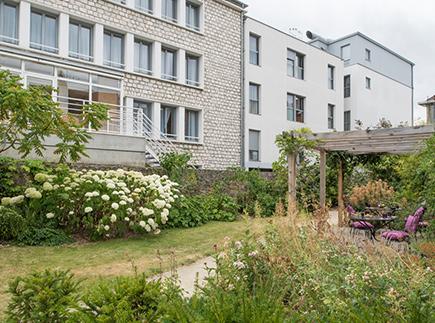 Etablissement d'Hébergement pour Personnes Agées Dépendantes - 27400 - Louviers - Korian L'Ermitage