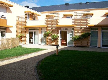 Etablissement d'Hébergement pour Personnes Agées Dépendantes - 28220 - Cloyes-sur-le-Loir - EHPAD Résidence du Bois de la Roche