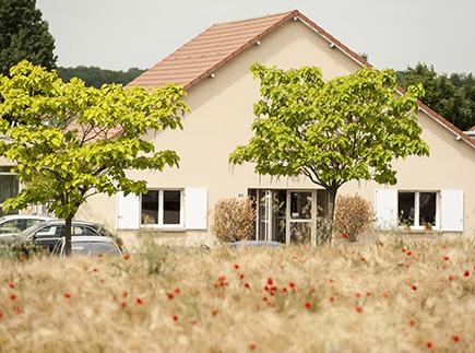 Etablissement d'Hébergement pour Personnes Agées Dépendantes - 28300 - Gasville-Oisème - Colisée - Résidence Les Jardins d'Ariane