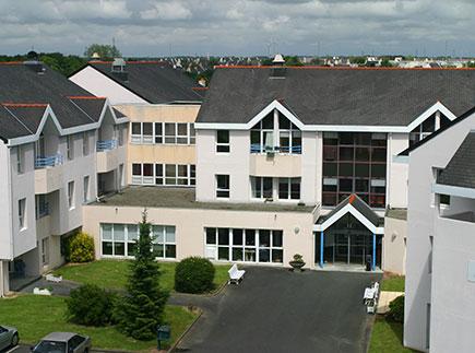 Etablissement d'Hébergement pour Personnes Agées Dépendantes - 29200 - Brest - EHPAD Résidence Le Lys Blanc