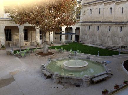 Etablissement d'Hébergement pour Personnes Agées Dépendantes - 30000 - Nîmes - Maison de Santé Protestante, EHPAD Le Quai de la Fontaine