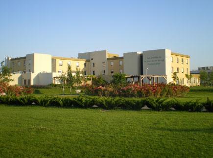 Etablissement d'Hébergement pour Personnes Agées Dépendantes - 30000 - Nîmes - Maison de Santé Protestante, EHPAD Les Jardins de la Maison de Santé Protestante