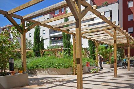 Etablissement d'Hébergement pour Personnes Agées Dépendantes - 30900 - Nîmes - EHPAD Résidence La Camargue