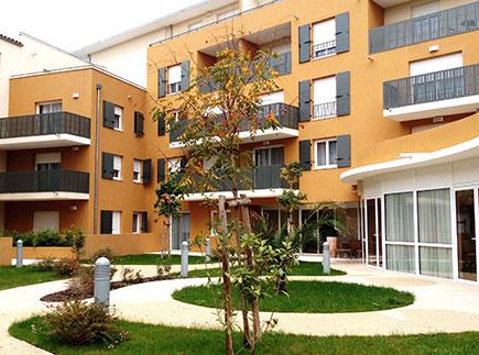 Résidences avec Services - 30700 - Uzès - Résidence Service Santé Villa Sully