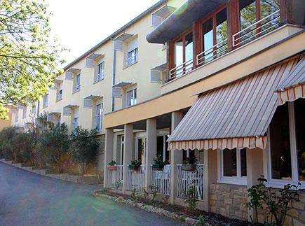 Etablissement d'Hébergement pour Personnes Agées Dépendantes - 30140 - Anduze - EHPAD Fondation Rollin