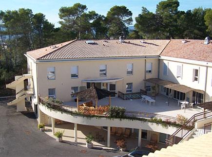 Etablissement d'Hébergement pour Personnes Agées Dépendantes - 30340 - Saint-Privat-des-Vieux - EHPAD Notre-Dame des Pins
