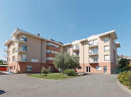 Etablissement d'Hébergement pour Personnes Agées Dépendantes - 31200 - Toulouse - Colisée - Résidence Marguerite