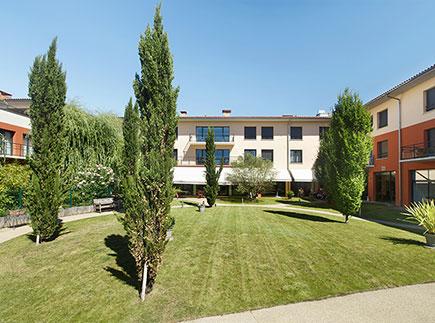Etablissement d'Hébergement pour Personnes Agées Dépendantes - 31300 - Toulouse - Colisée - Résidence Arc-en-Ciel