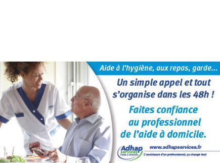Services d'Aide et de Maintien à Domicile - 31330 - Grenade - Adhap Services