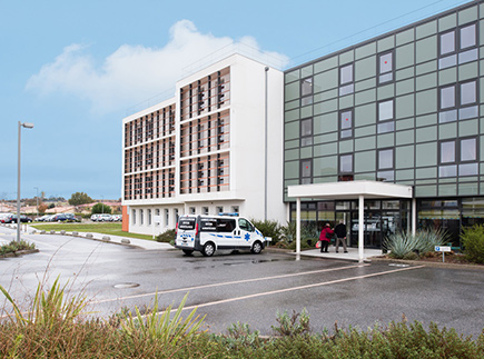 Centre de Soins de Suite - Réadaptation - 31130 - Quint-Fonsegrives - Korian - Clinique Val de Saune