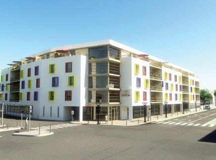Résidences avec Services - 31200 - Toulouse - Les Balcons des Minimes, Résidence avec Services Ovelia