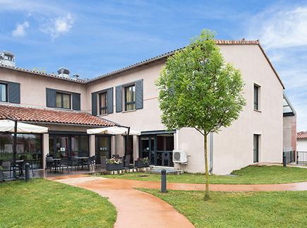 Etablissement d'Hébergement pour Personnes Agées Dépendantes - 31410 - Saint-Sulpice-sur-Lèze - Korian Coteaux de la Léze