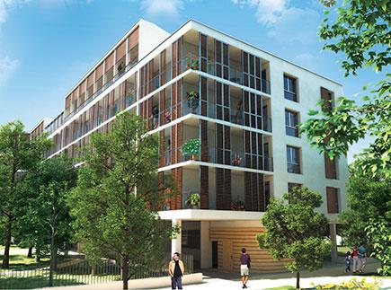 Résidences avec Services - 31200 - Toulouse - Les Jardins d'Isaure, Résidence avec Services Ovelia