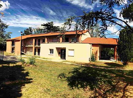 ANRAS Pension de Famille, Résidence Occitania