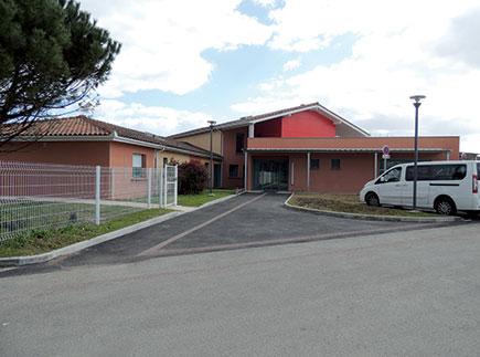 Maison d'Accueil Spécialisée - 31140 - Saint-Alban - MAS L'Oustalet