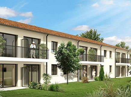 Résidences avec Services - 31180 - Rouffiac-Tolosan - Korian Domaine de Lestang