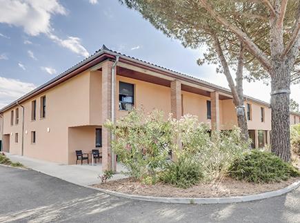 Etablissement d'Hébergement pour Personnes Agées Dépendantes - 31450 - Baziège - Korian Villa Lauragais