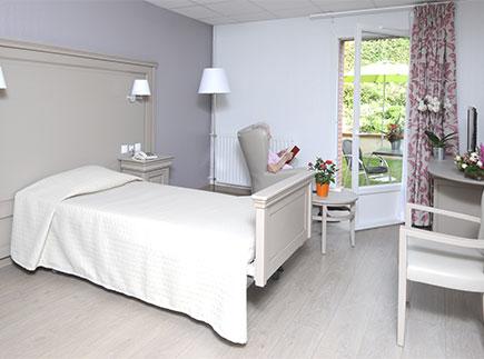 Etablissement d'Hébergement pour Personnes Agées Dépendantes - 31180 - Castelmaurou - Maison de Famille la Cerisaie - EHPAD