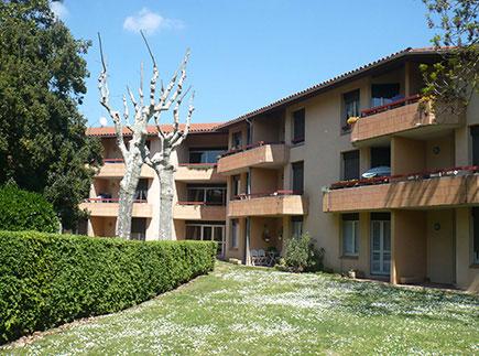 Maison de Retraite Non Médicalisée - 31270 - Cugnaux - Résidence Autonomie Loubayssens