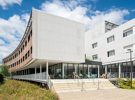 Centre de Soins de Suite - Réadaptation - 31100 - Toulouse - Korian - Clinique Estela