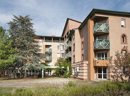 Etablissement d'Hébergement pour Personnes Agées Dépendantes - 31600 - Muret - Résidence Edenis Le Barry