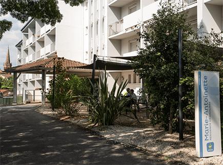 Etablissement d'Hébergement pour Personnes Agées Dépendantes - 31600 - Muret - Résidence Edenis Marie-Antoinette