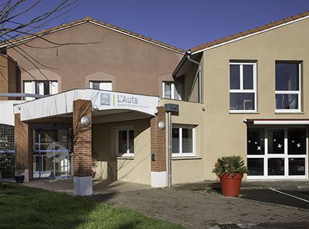 Etablissement d'Hébergement pour Personnes Agées Dépendantes - 31120 - Portet-sur-Garonne - Résidence Edenis l'Auta