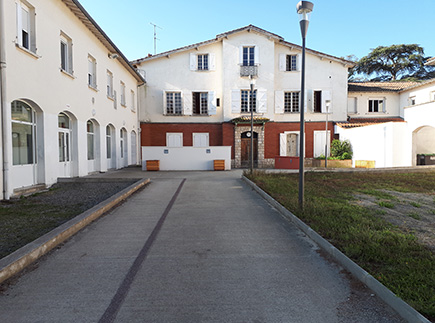 Institut Thérapeutique Educatif et Pédagogique - 31100 - Toulouse - ASPE2A - Dispositif ITEP - Château Sage