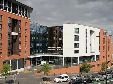 Etablissement d'Hébergement pour Personnes Agées Dépendantes - 31500 - Toulouse - EHPAD Résidence Marengo Jolimont