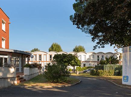 Etablissement d'Hébergement pour Personnes Agées Dépendantes - 31170 - Tournefeuille - Résidence Edenis Le Grand Marquisat
