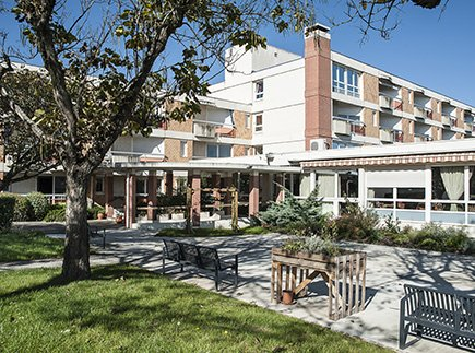 Etablissement d'Hébergement pour Personnes Agées Dépendantes - 31270 - Villeneuve-Tolosane - Résidence Edenis Le Pin