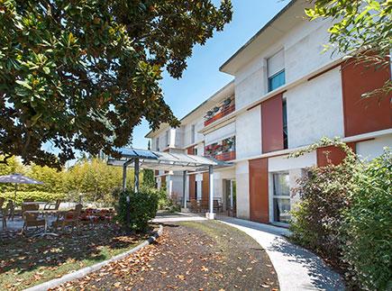 Etablissement d'Hébergement pour Personnes Agées Dépendantes - 33200 - Bordeaux - Colisée - Résidence Les Jardins de Caudéran