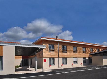 Etablissement d'Hébergement pour Personnes Agées Dépendantes - 33980 - Audenge - La Maison des Cotonniers EHPAD - Adef Résidences