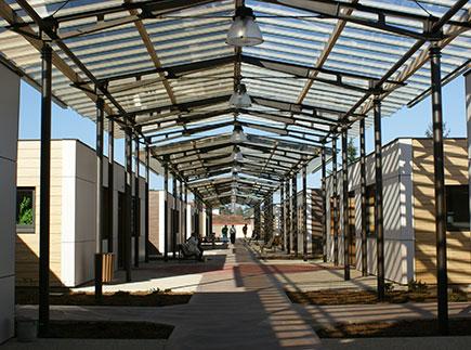 Foyer d'Accueil Médicalisé - 33220 - Pineuilh - Fondation John BOST - Foyer d'Accueil Médicalisé Agapè