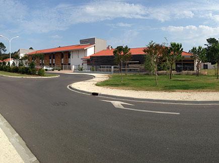 Etablissement d'Hébergement pour Personnes Agées Dépendantes - 33470 - Gujan-Mestras - EHPAD - Fondation Partage et Vie - Résidence l'Arousiney