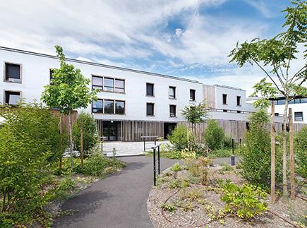 Etablissement d'Hébergement pour Personnes Agées Dépendantes - 33000 - Bordeaux - Colisée - Résidence Aimé Césaire