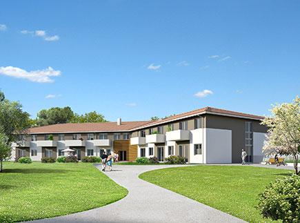 Résidences avec Services - 33160 - Saint-Aubin-de-Médoc - Colisée - Résidence Services La Maison de Saint-Aubin