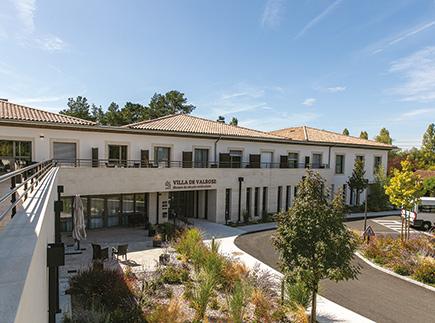 Résidence Villa de Valrose LNA Santé