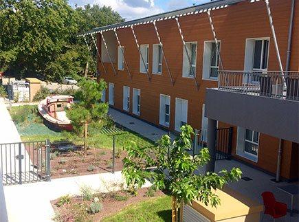 Centre de Soins de Suite - Réadaptation - 33470 - Le Teich - Clinique de Soins de Suite et de Réadaptation Rose-des-Sables - CLINEA