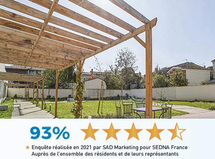Etablissement d'Hébergement pour Personnes Agées Dépendantes - 33000 - Bordeaux - Résidence La Canopée