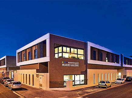 Centre de Soins de Suite - Réadaptation - 33200 - Bordeaux - Maison de Santé Marie-Galène, Association des Dames du Calvaire