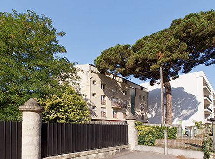Etablissement d'Hébergement pour Personnes Agées Dépendantes - 33200 - Bordeaux - Colisée - Résidence Vermeil