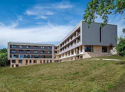 Centre de Soins de Suite - Réadaptation - 33152 - Cenon - Korian Château Lemoine