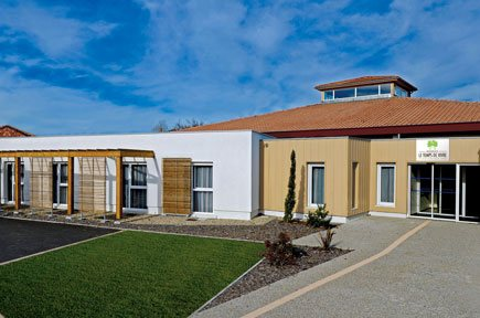 Etablissement d'Hébergement pour Personnes Agées Dépendantes - 33690 - Grignols - Résidence Le Temps de Vivre