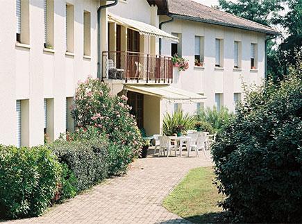 Etablissement d'Hébergement pour Personnes Agées Dépendantes - 33160 - Saint-Aubin-de-Médoc - Colisée - La Maison de Saint-Aubin