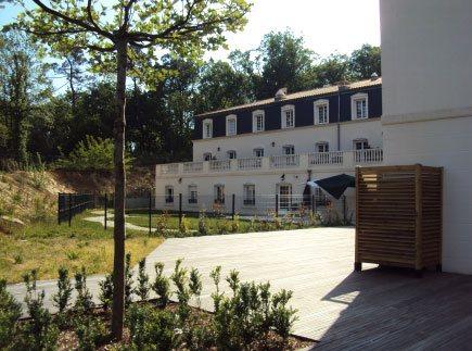 Etablissement d'Hébergement pour Personnes Agées Dépendantes - 33270 - Bouliac - EHPAD Résidence La Pastorale