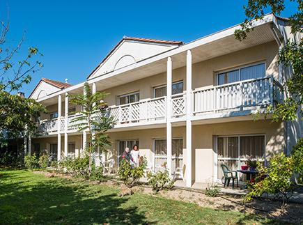 Etablissement d'Hébergement pour Personnes Agées Dépendantes - 33400 - Talence - Korian Villa Bontemps
