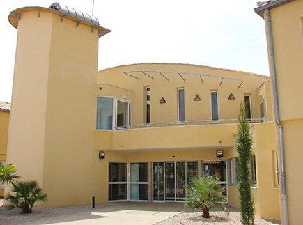 Etablissement d'Hébergement pour Personnes Agées Dépendantes - 34620 - Puisserguier - EHPAD Résidence Lou Castellas