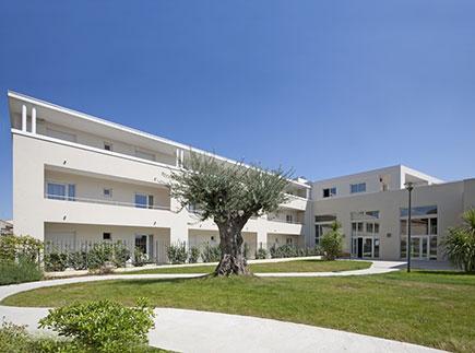 Etablissement d'Hébergement pour Personnes Agées Dépendantes - 34470 - Pérols - EHPAD La Martégale