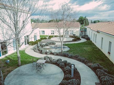 Etablissement d'Hébergement pour Personnes Agées Dépendantes - 34290 - Montblanc - EHPAD Les Jardins d'Eulalie